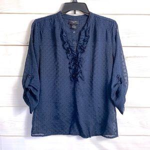 VERVE ami women's blouse - medium size